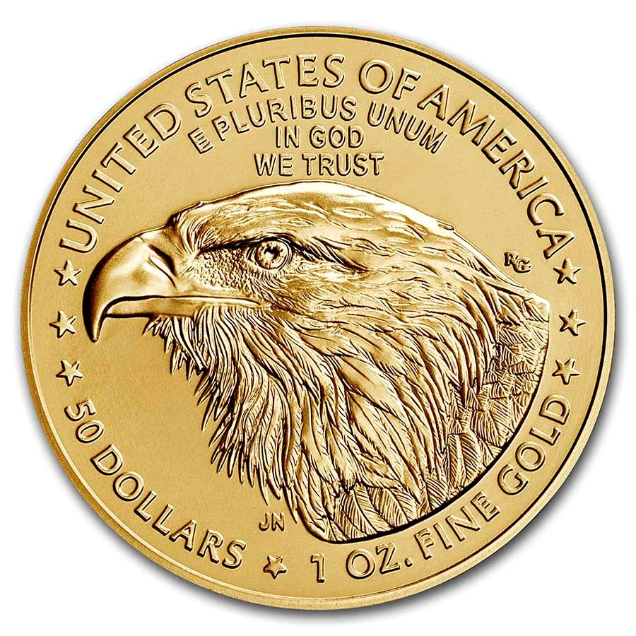 2021 American Gold Eagle Coin (Type 2)