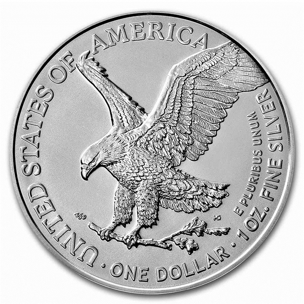 Buy 2021 American Silver Eagle Coin (Type 2)