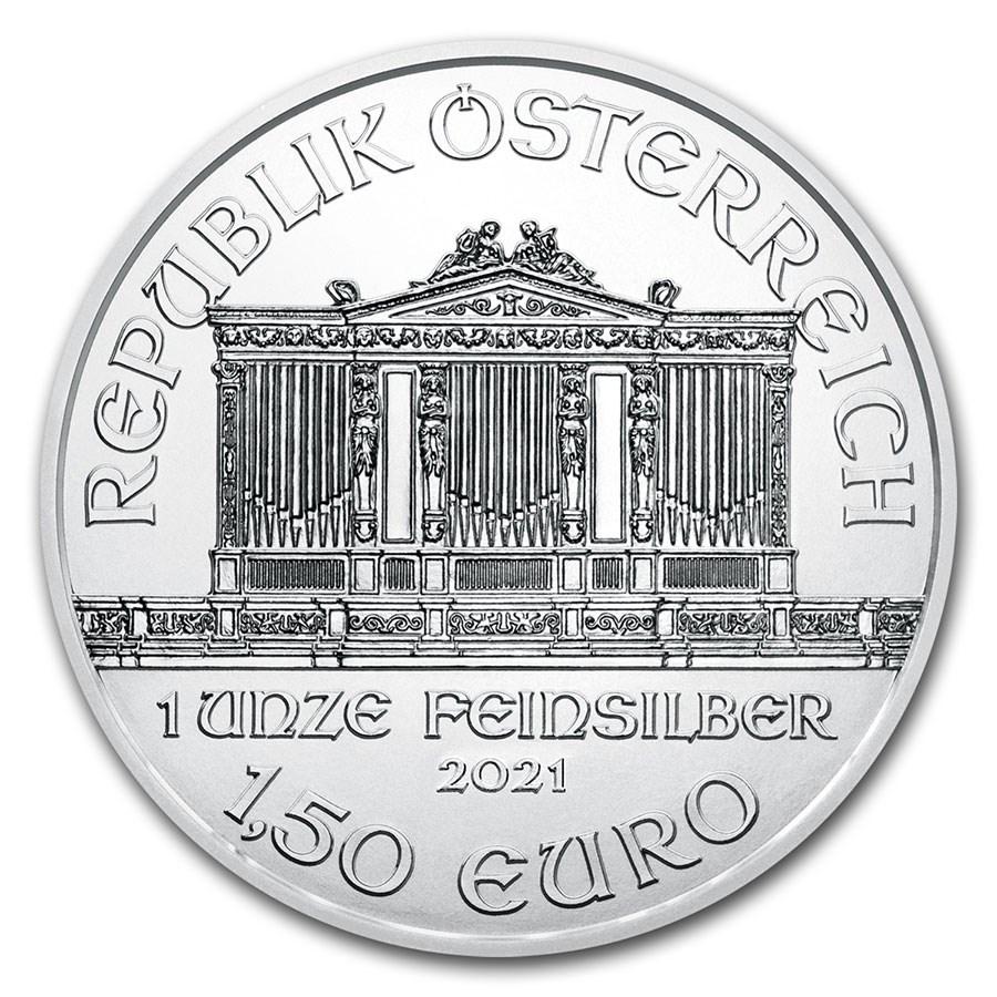 Buy 2021 Austrian Silver Philharmonics