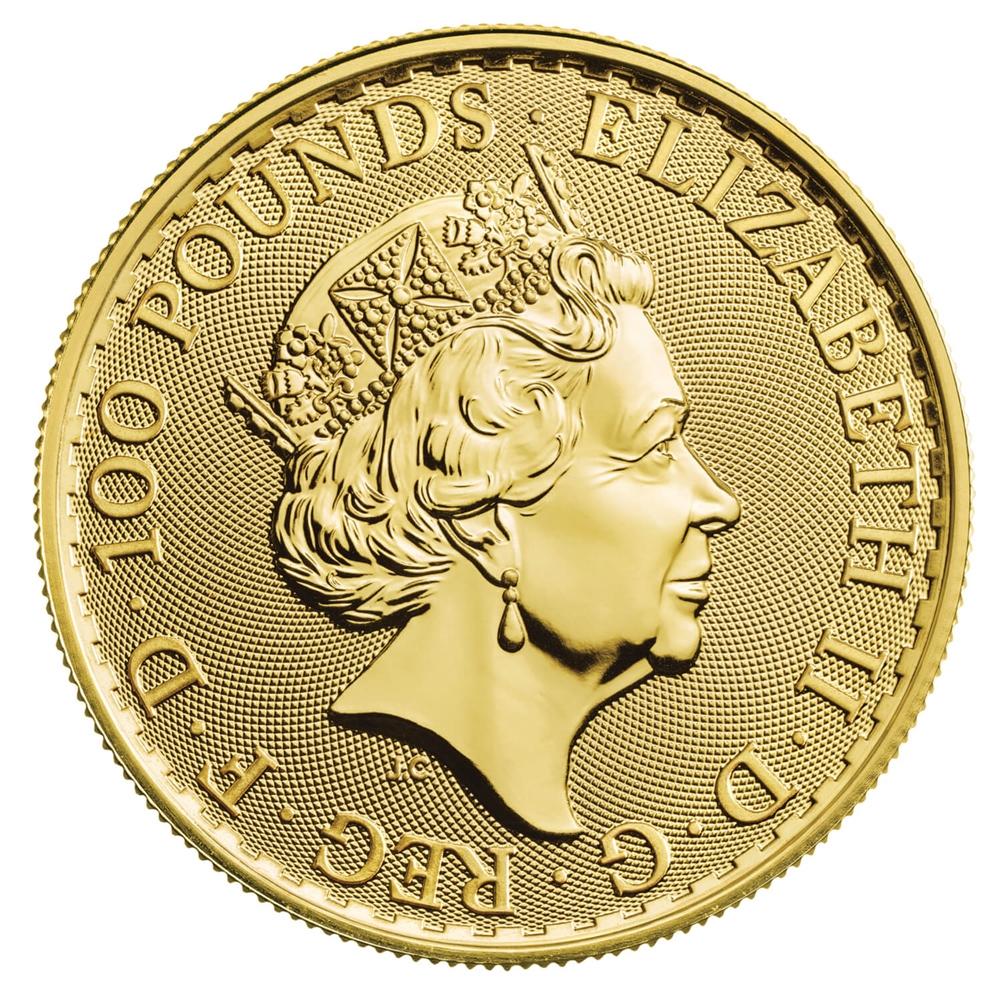 2021 Royal Mint Gold Britannia