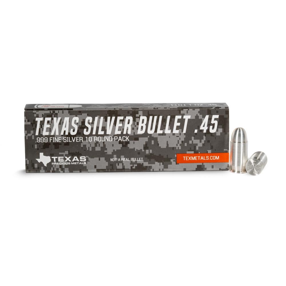 .45 Caliber Silver Bullet