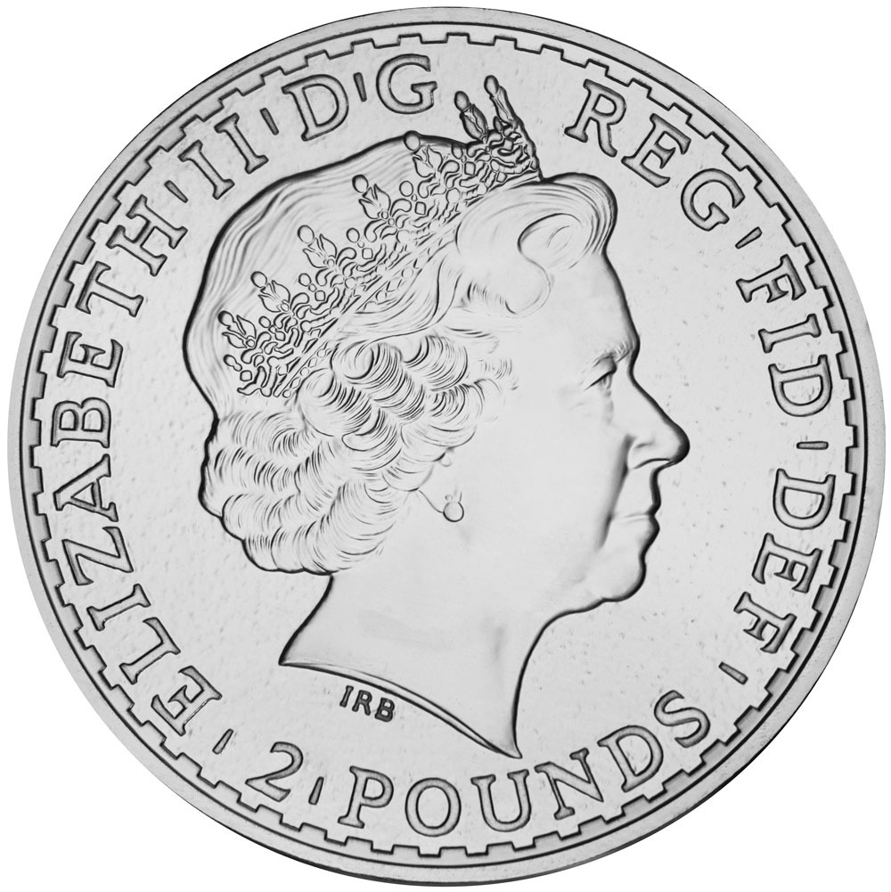 Buy 2015 Royal Mint Silver Britannias