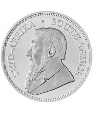 2018 South African Silver Krugerrand Monster Box (SEALED)