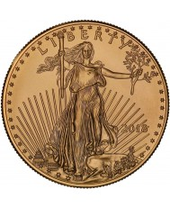 2019 American Gold Eagle Coin