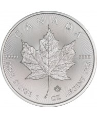 2018 Canadian Maple Leaf Silver Monster Box (SEALED)