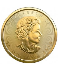 2019 Canadian Maple Leaf Gold Coin