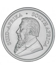 2020 South African Silver Krugerrand Coin