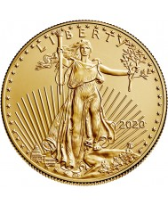 2020 American Gold Eagle Coin *Tube of 20*
