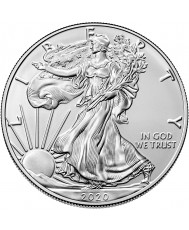 2020 American Silver Eagle Coin *Tube of 20*