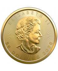 2020 Canadian Maple Leaf Gold Coin