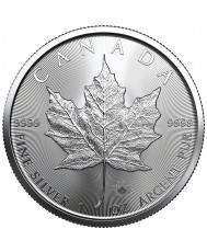 2020 Canadian Silver Maple Leaf Coin