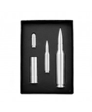 Texas Silver Ammo Gift Set - Full Set (18 oz)