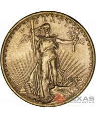 $20 Saint-Gaudens Gold Double Eagle - XF (Dates Our Choice)