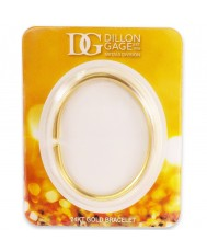 Wearable Bullion: Polished Bracelet (1 oz, .9999 fine)