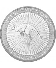 Perth Mint Silver Kangaroo (Any Year)
