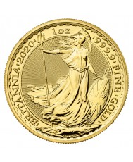 Royal Mint Gold Britannias (Any Year)