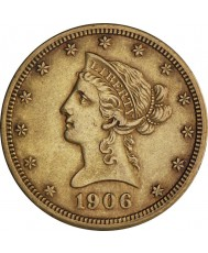 $10 Liberty Gold Eagle - XF (Dates Our Choice)