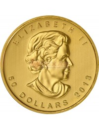 Canadian Maple Leaf Gold Coin (Any Year)