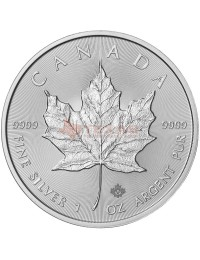 2017 Canadian Maple Leaf Silver Monster Box (SEALED)
