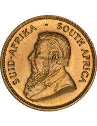South African Gold Krugerrand (Any Year)