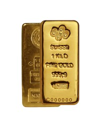 1 Kilo Gold Bar (Any Mint, 32.15 ozs)