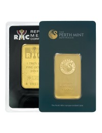 1 oz Gold Bars (Any Mint)