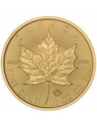 2018 Canadian Maple Leaf Gold Coin *Tube of 10*