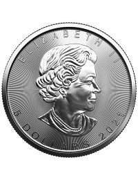 2021 Canadian Silver Maple Leaf Coin
