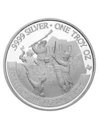 2021 Texas Silver Round Mini-Monster Box (250 ozs)