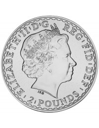 Royal Mint Silver Britannias (Any Year)