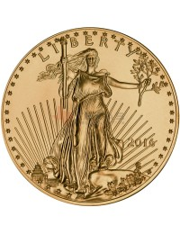 2016 American Gold Eagle Coin
