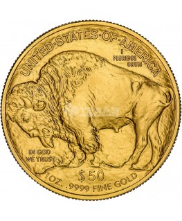 2018 American Buffalo Gold Coin