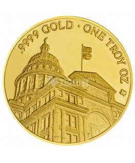 2018 Texas Gold Round (Coming Soon!)