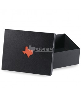 *Empty* Texas Silver Round Monster Box