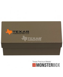 2016 Texas Silver Round Mini-Monster Box (250 ozs)