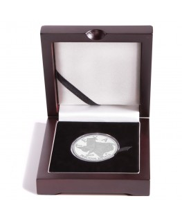 2019 Texas Silver Round with Wooden Display Box