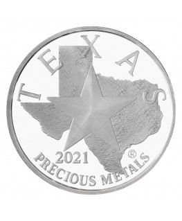 2021 Texas Silver Round - Revolution Series (2 of 4)
