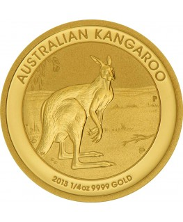 1/4 oz Australian Gold Kangaroos (Any Year)