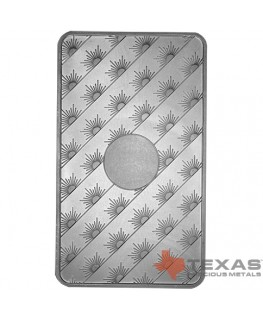 100 oz Sunshine Mint Silver Bars