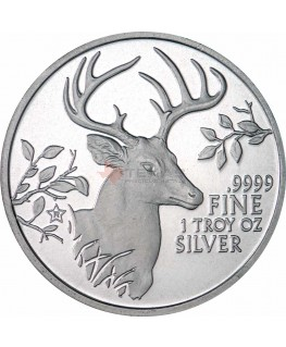2015 Texas Silver Round Mini-Monster Box (250 ozs)