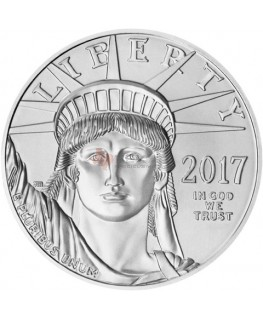 2017 American Platinum Eagle Coin