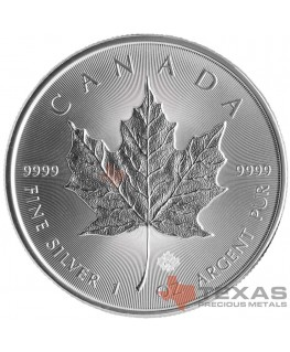 2014 Canadian Silver Maple Leaf Coin