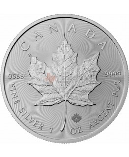 2015 Canadian Maple Leaf Silver Monster Box (SEALED)
