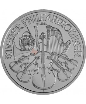 Austrian Silver Philharmonic Coin (Any Year)
