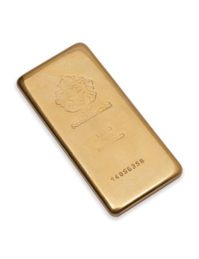 1 Kilo Scottsdale Mint Gold Bar (32.15 ozs)