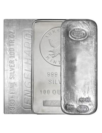 100 Oz Silver Bars Texas Precious Metals