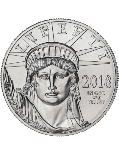 2018 American Platinum Eagle Coin