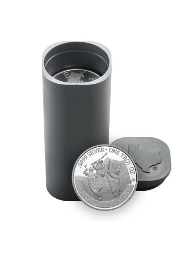 2021 Texas Silver Round *Tube of 25*