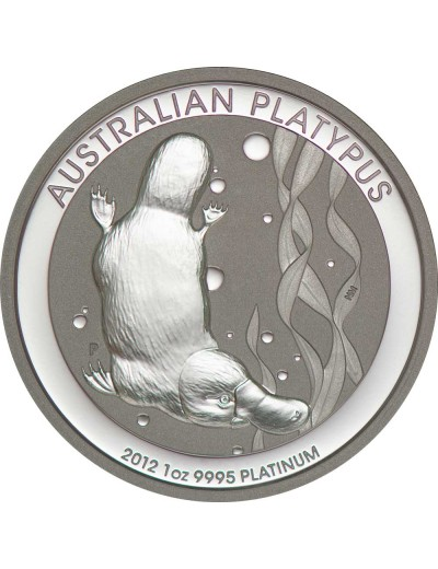 Australian Platinum Platypus (Perth Mint) (Any Year)