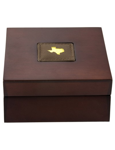 Wooden Display Case *Texas Edition*